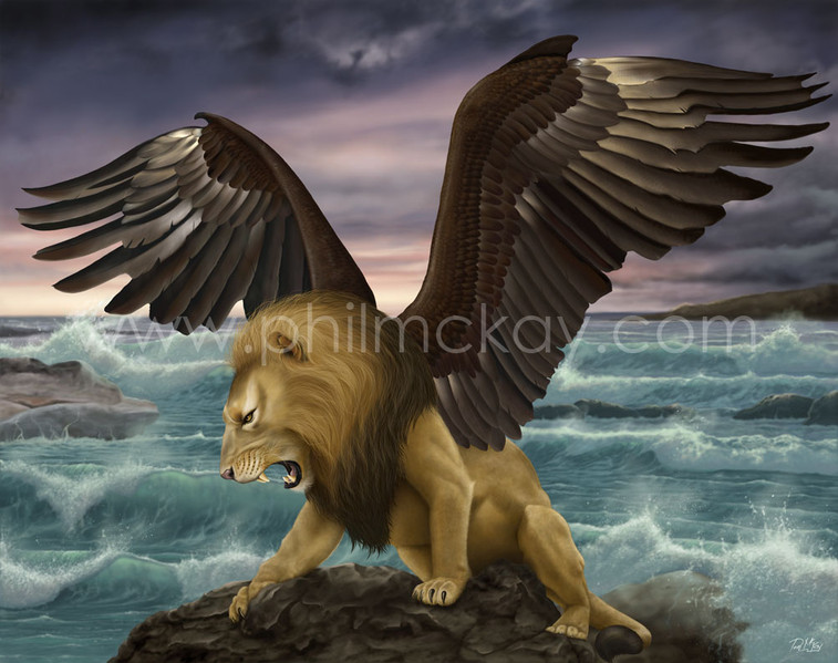 The 4 Beasts of Daniel and Revelation  Christian Truth Center